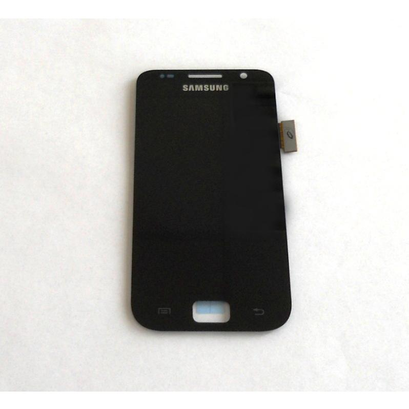 Display Touch Screen Nero  i9000 i9001 Samsung Galaxy S S Plus  Più Biadesivo + Custodia Omaggio